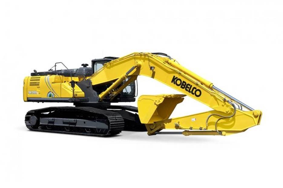 KOBELCO SK500 Excavator Available from LonAgro