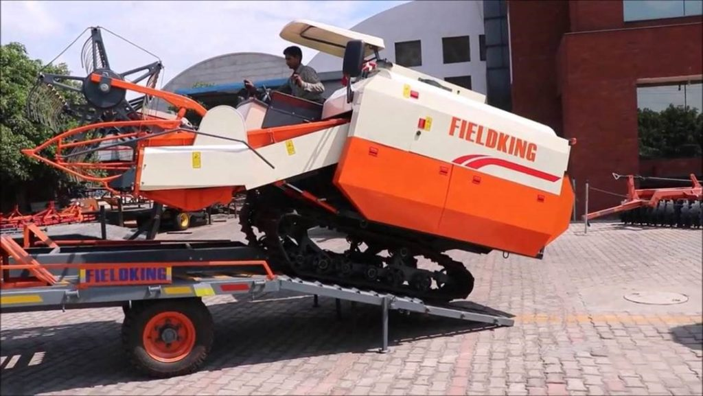 FIELDKING Mult-Crop Harvester Available at LonAgro