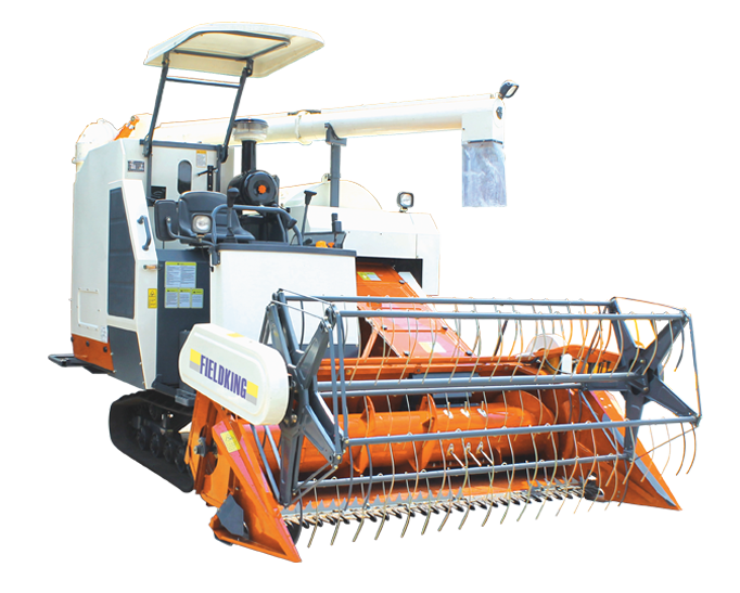 LonAgro Introduces the FIELDKING Mult-Crop Harvester