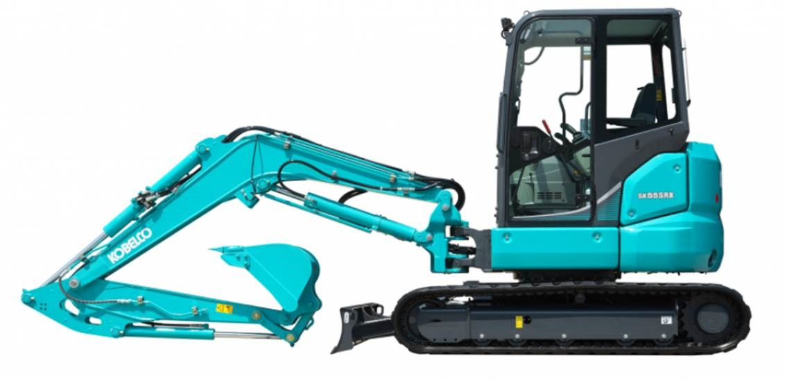 Kobelco SK55SRX-6 Mini Excavator Now Available from LonAgro