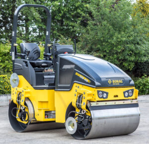 BOMAG BW 120 AD-5 Tandem Vibratory Roller