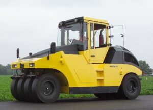 BOMAG BW 24 RH Pneumatic Tyred Roller