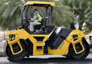 BOMAG BW202 AD-50 Tandem Vibratory Roller