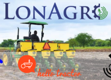 Hello Tractor GPS Tracking Available from LonAgro